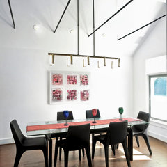 contemporary dining room by RD Architecture, LLC