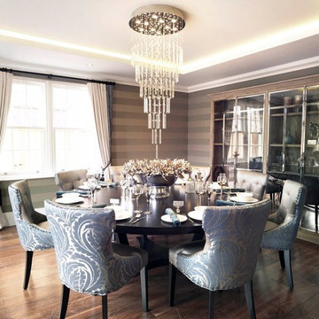 Affluent and Luxurious Living