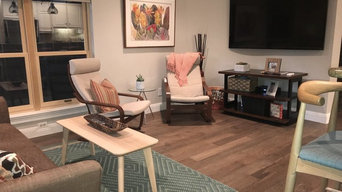 AFTER - DALLAS TX FFL 2018 Project (Doeskin Hickory Regal Hardwoods)