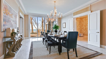 AFTER: Remarkable Lake Forest Lake Front Estate