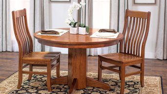 Albany Style Your Own Single Pedestal Table