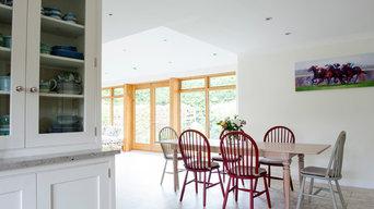 Alderley Edge Garden Room