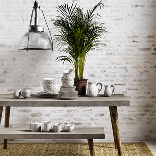 Alison Grooved Hanging Lamp