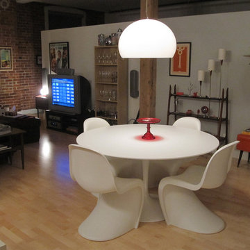 All About Eve's Renovated Candy Factory Loft