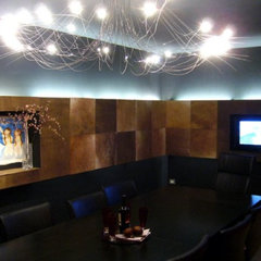 modern dining room by Pampa Tiles USA