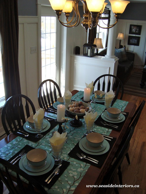Wide Table Runner | Houzz