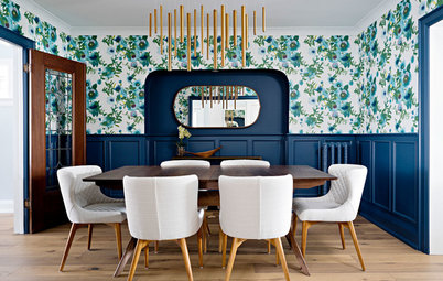 25 Daring and Delightful Dining Rooms