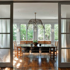 Traditional Dining Room by Nicholas Design Collaborative