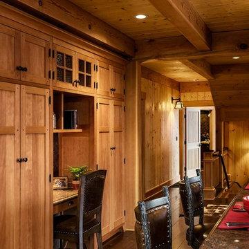 Alpine Ski Home