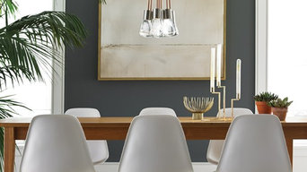 Alva pendant cluster by Tech Lighting