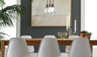 Alva pendant cluster by Tech Lighting