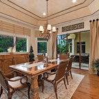 Siddons Design Team Mediterranean Living Room Dallas