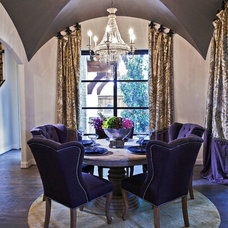 Traditional Dining Room by The Kitchen Source