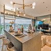 Houzz Tour: Upping the Ante in a Compact Condo