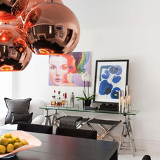 Modern Dining Room by MPD London