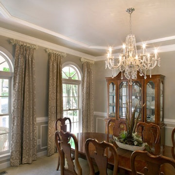 Anderson Remodel:  Dining Room