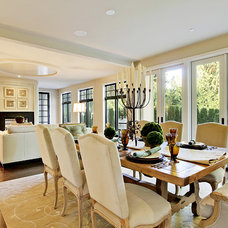 Eclectic Dining Room by Andrea Braund Home Staging & Design