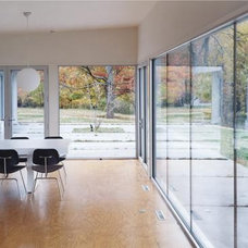 Modern Dining Room by Andrew Berman Architect