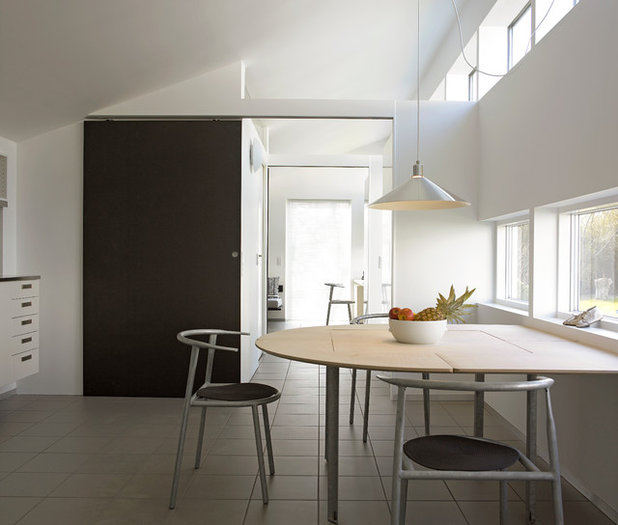 Industrial Dining Room by STOCK 35