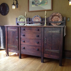 Traditional Dining Room by Michael FitzSimmons Decorative Arts