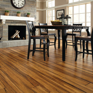 Antique Strand Distressed Bamboo