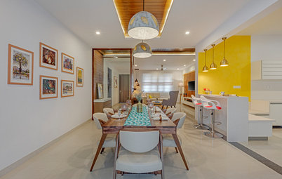 Bangalore Houzz: A Home With a Warm, Indian Contemporary Spirit