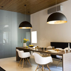 Contemporary Dining Room by YLAB Arquitectos