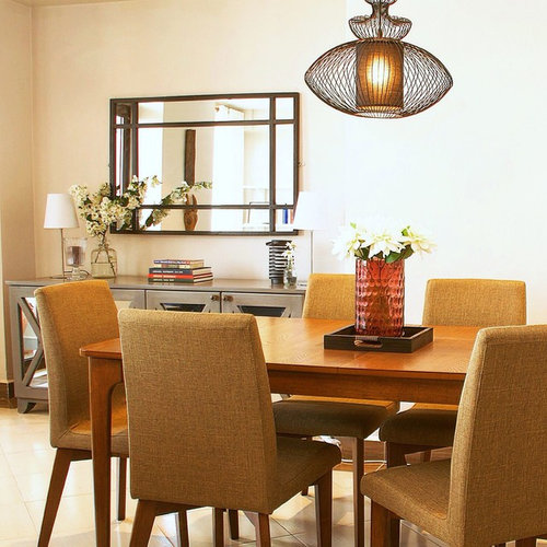 Photo Of A Classic Dining Room In Other