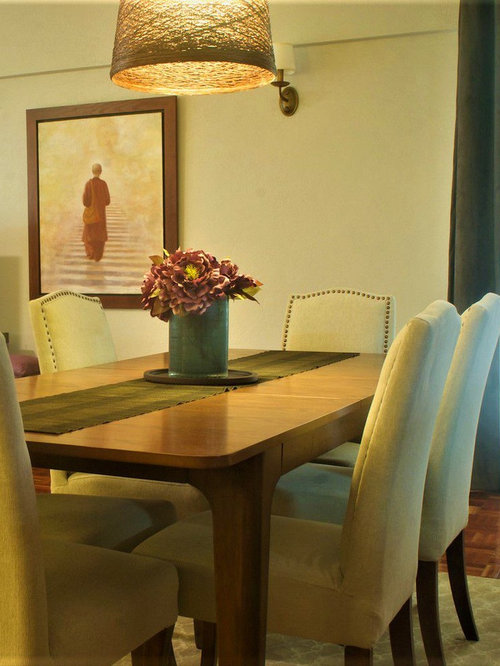 Transitional Dining Room Idea In Other
