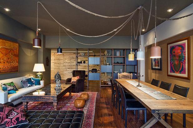 Illuminare la sala da pranzo in consigli pratici e facili