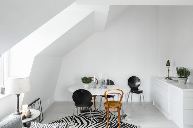 Room With Nothing In It: 12 Decorating Scenarios When You Should Do Nothing At All