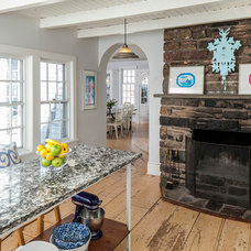 Farmhouse Kitchen by Morgan Atelier Architecture, LLC