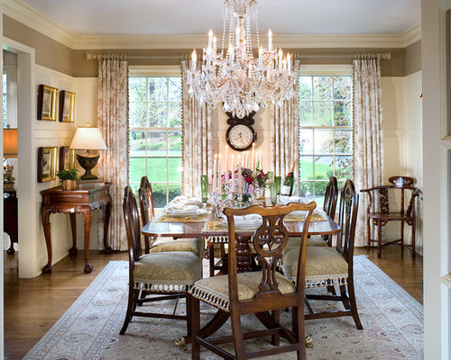 Southern Traditional Formal Dining Room Ideas Pictures Remodel – Traditional Dining Room Ideas