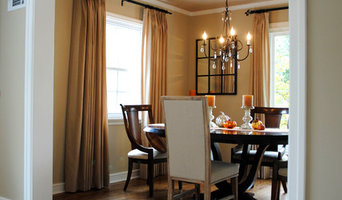 Archway Dining Space