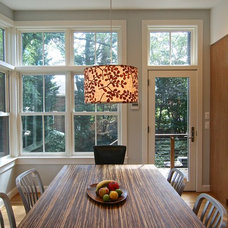 Modern Dining Room by place architecture:design