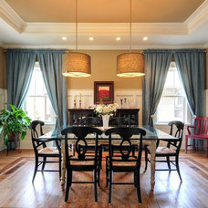 Traditional Dining Room by Phoenix Renovations