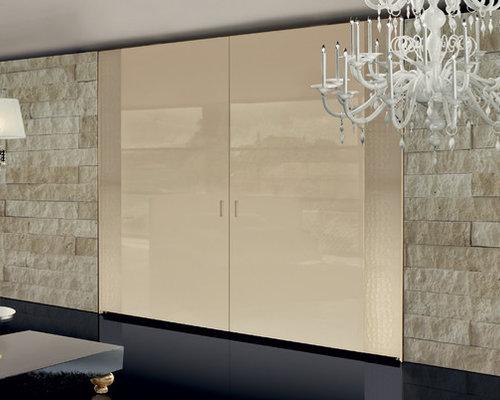 Sliding wardrobes dining room design ideas renovations for Dining room wardrobe designs