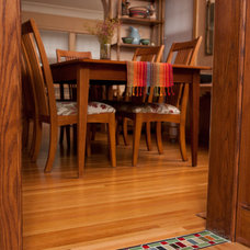 Traditional Dining Room by Clay Squared to Infinity