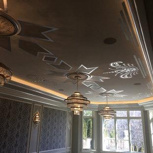 Art Deco Theme Banquet Room