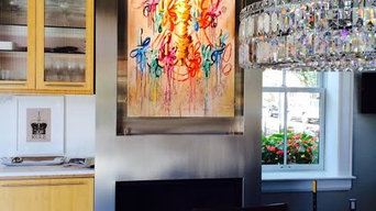 Art in the Dinning Room