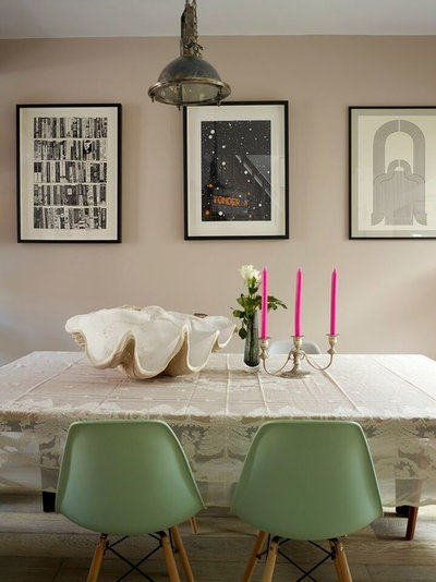 Industrial Dining Room by Run for the Hills
