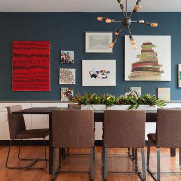 Artist's Living Room