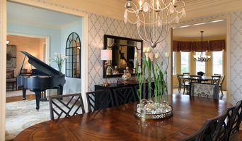"""""""Artistic Interiors – Refined Serenity"""" by Pam Ozment"""