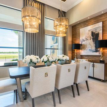 Artistry Sarasota - Martin Model Dining Room