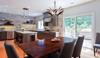 Artsy Modern Kitchen