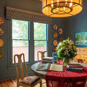 Artsy Smithville, Dining Room