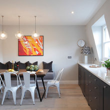 Houzz Tour: Colour and a New Layout Revive a Victorian Flat