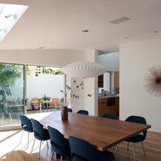Modern Dining Room by Birte Reimer