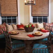 Traditional Dining Room by Nandina Home & Design