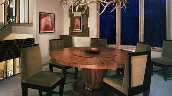 Aspen Table - Tusk Chairs
